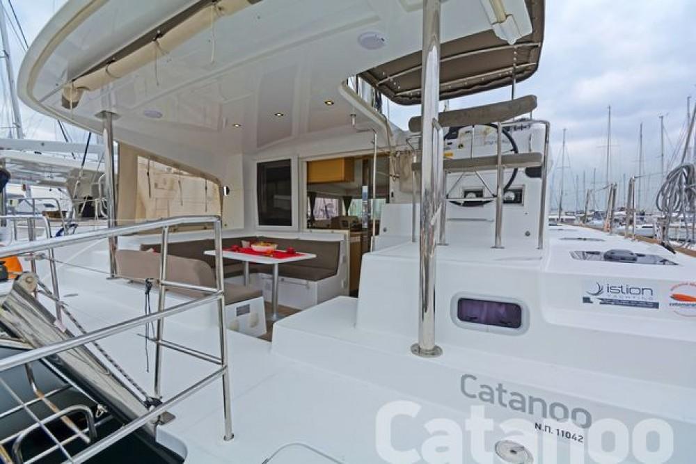 Boat rental  Lagoon 39 in Athens on Samboat