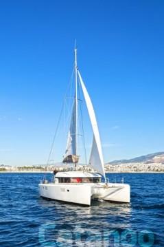 Rent a  Lagoon 39 Athens