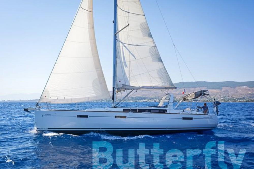 Boat rental Municipality of Kos cheap Oceanis 45