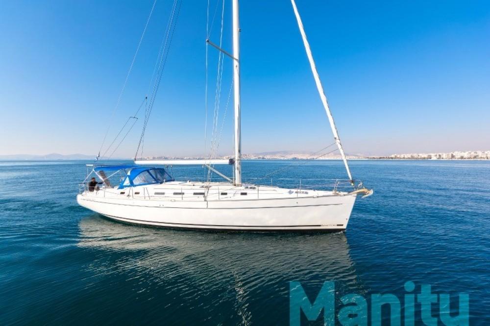 Rental Sailboat in Athens - Bénéteau Cyclades 50.5