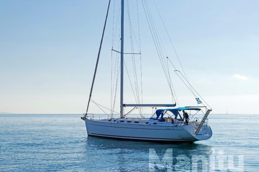 Boat rental Bénéteau Cyclades 50.5 in Athens on Samboat