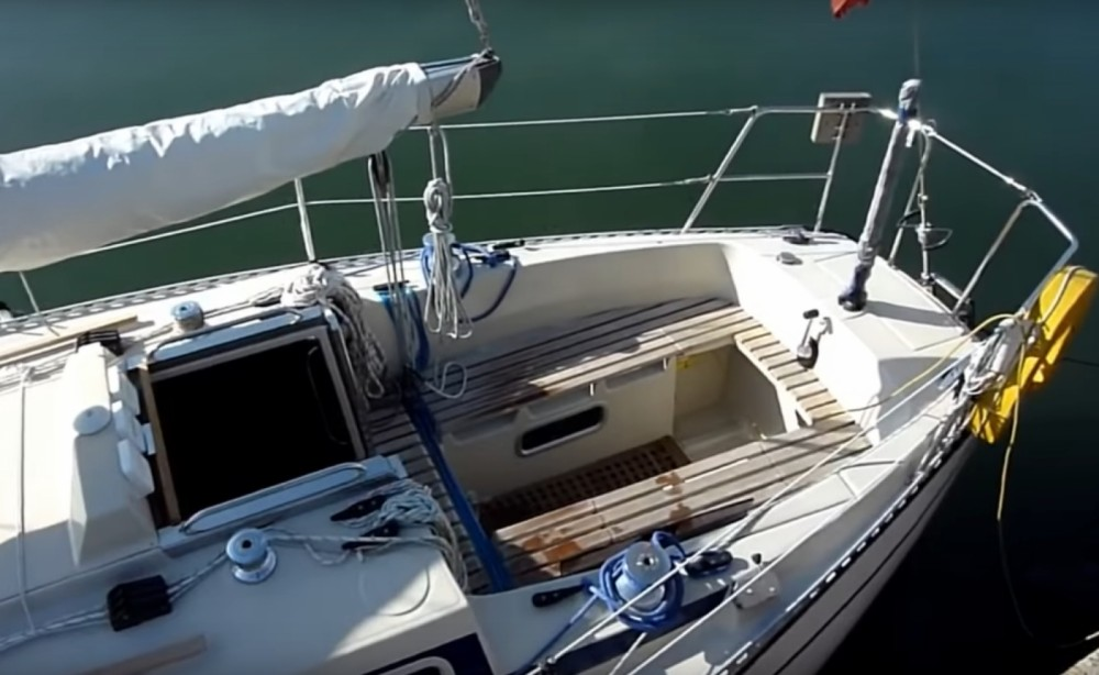 Rental Yacht in Los Angeles - Bénéteau First 28