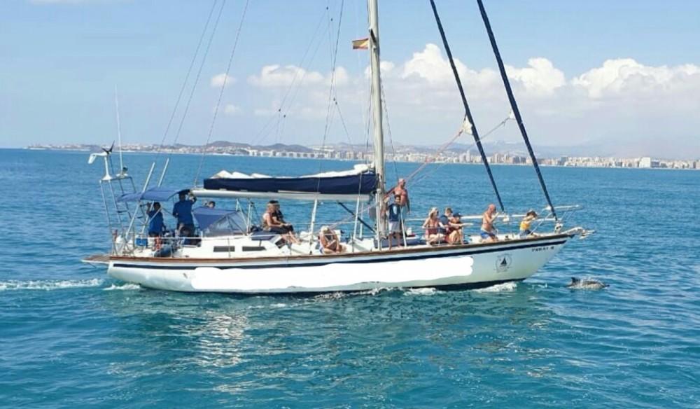 Rental Sailboat in Fuengirola - Thievent Roc