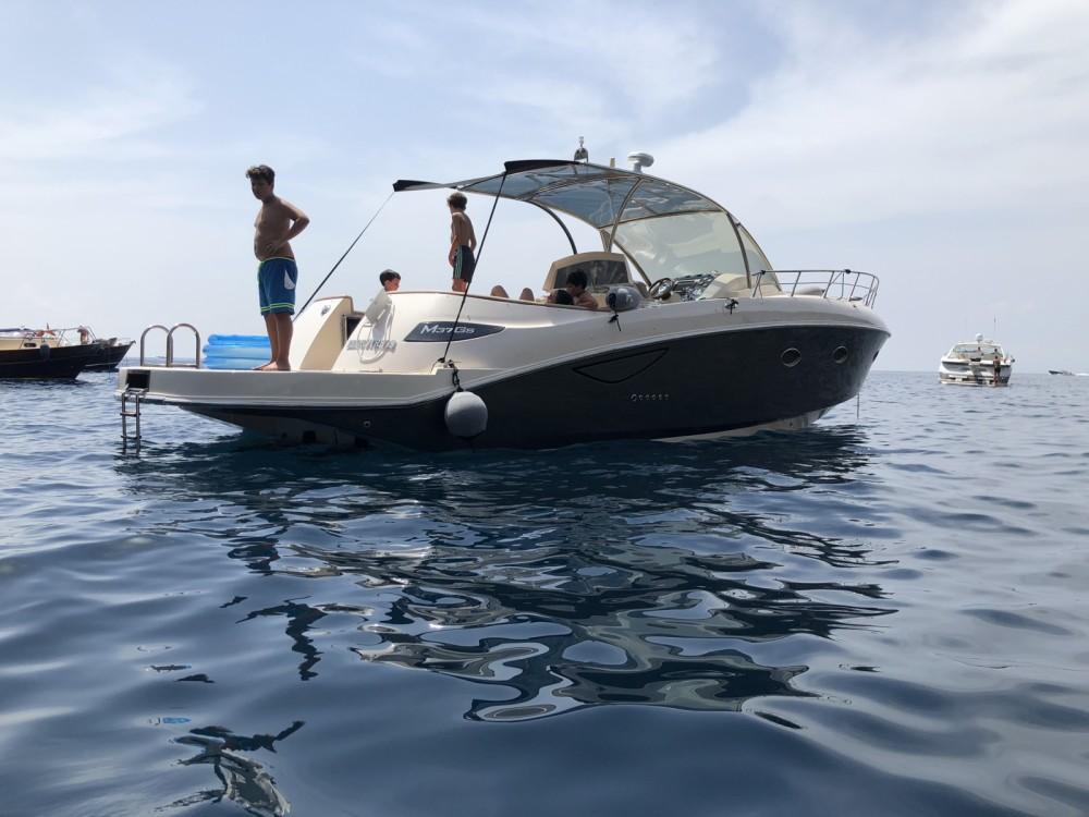 Rental Motor boat in Naples - Mano Marine 37.50 GS