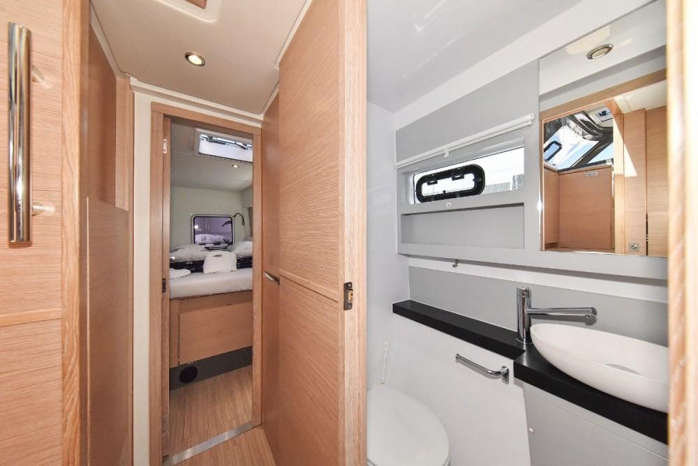 Boat rental Croazia cheap Nautitech 40 open NEW - 4 + 2 cab.