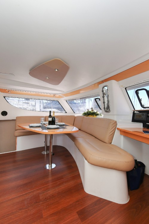 Boat rental Croatia cheap Orana 44
