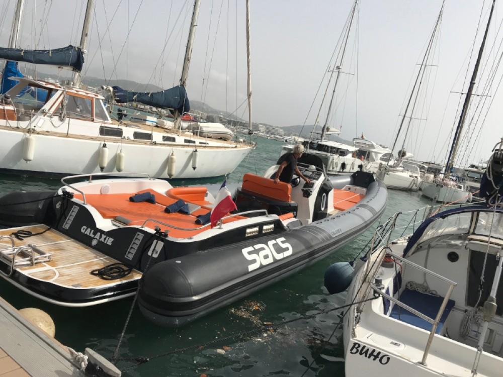 Rental yacht Balearic Islands -  Sacs Stratos on SamBoat