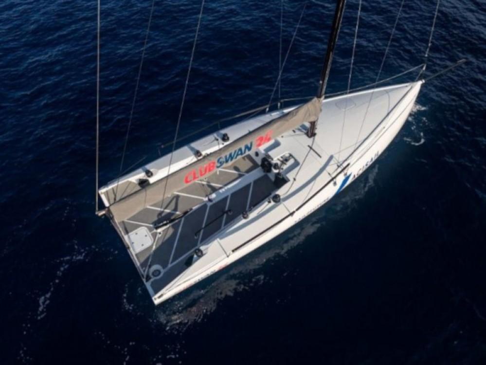 Boat rental  ClubSwan 36 in ACI Marina Split on Samboat