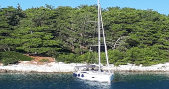 Rental yacht Lefkada (Island) - Dufour Dufour 460 Grand Large on SamBoat