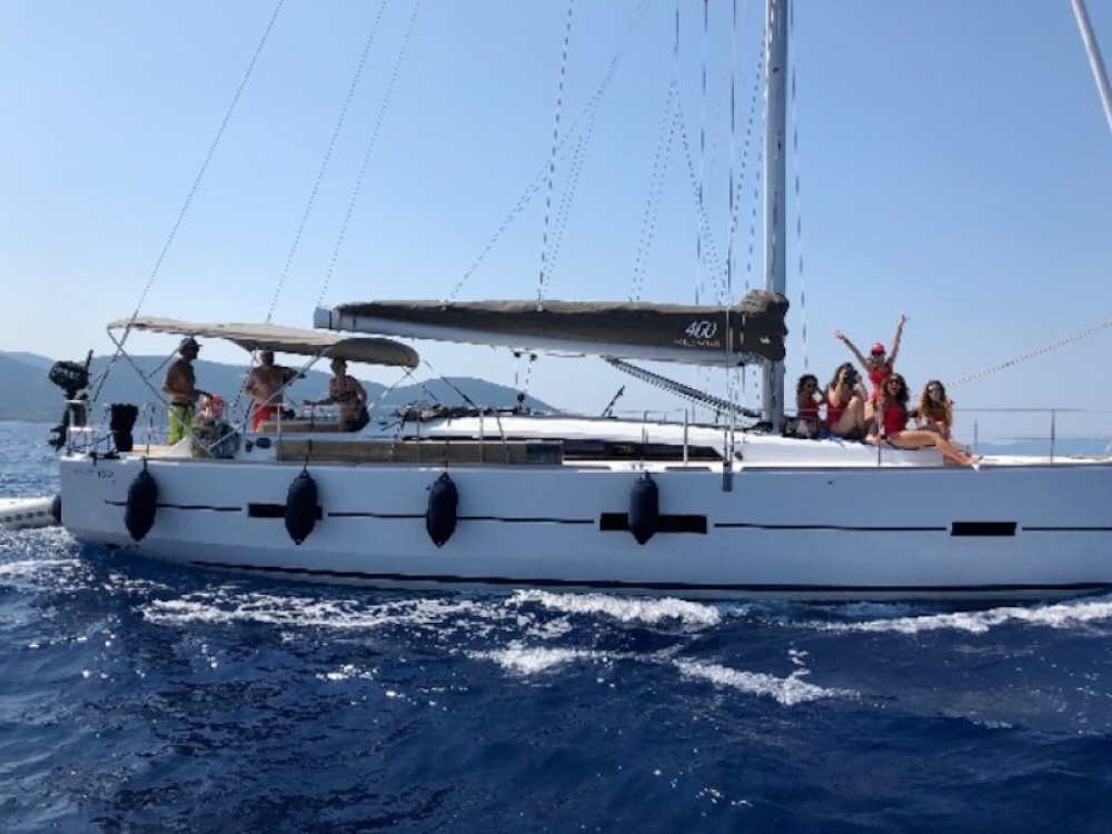 Rental yacht  - Dufour Dufour 460 Grand Large on SamBoat