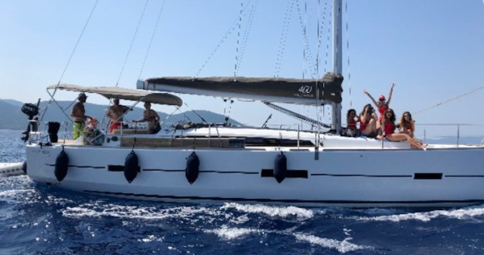 Dufour Dufour 460 Grand Large between personal and professional Lefkada (Island)