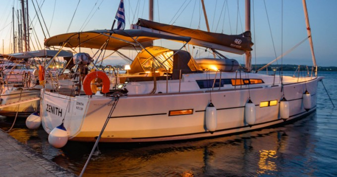 Boat rental Municipal Unit of Lefkada cheap Dufour460 Preveza&Lefkas