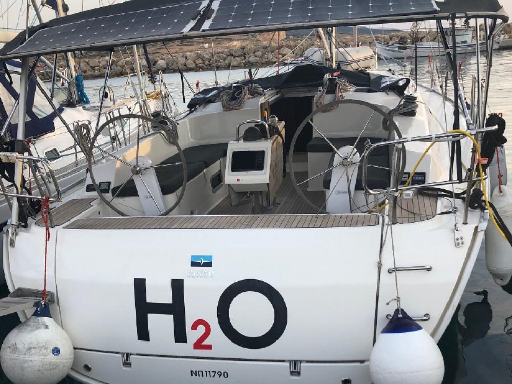 Boat rental Greece cheap Bavaria Cruiser 46