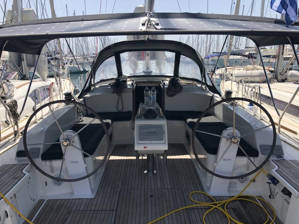 Bavaria Bavaria Cruiser 46 between personal and professional Greece