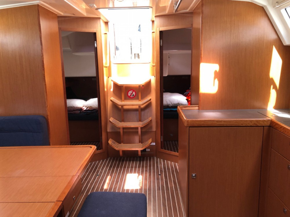 Boat rental Bavaria Bavaria Cruiser 46 in Greece on Samboat