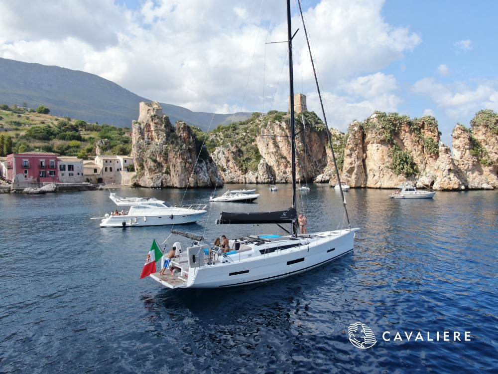 Rental Sailboat in Marsala Marina - Dufour Dufour 56 Exclusive