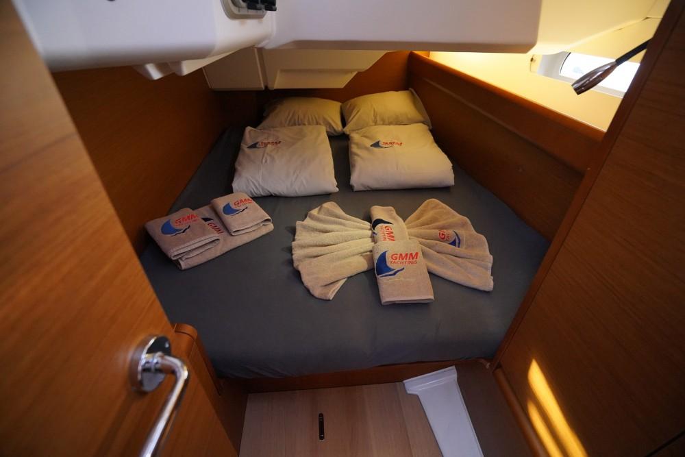 Boat rental Marmaris cheap Sun Odyssey 389