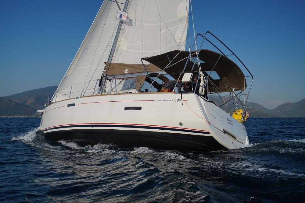 Boat rental Jeanneau Sun Odyssey 389 in Marmaris on Samboat