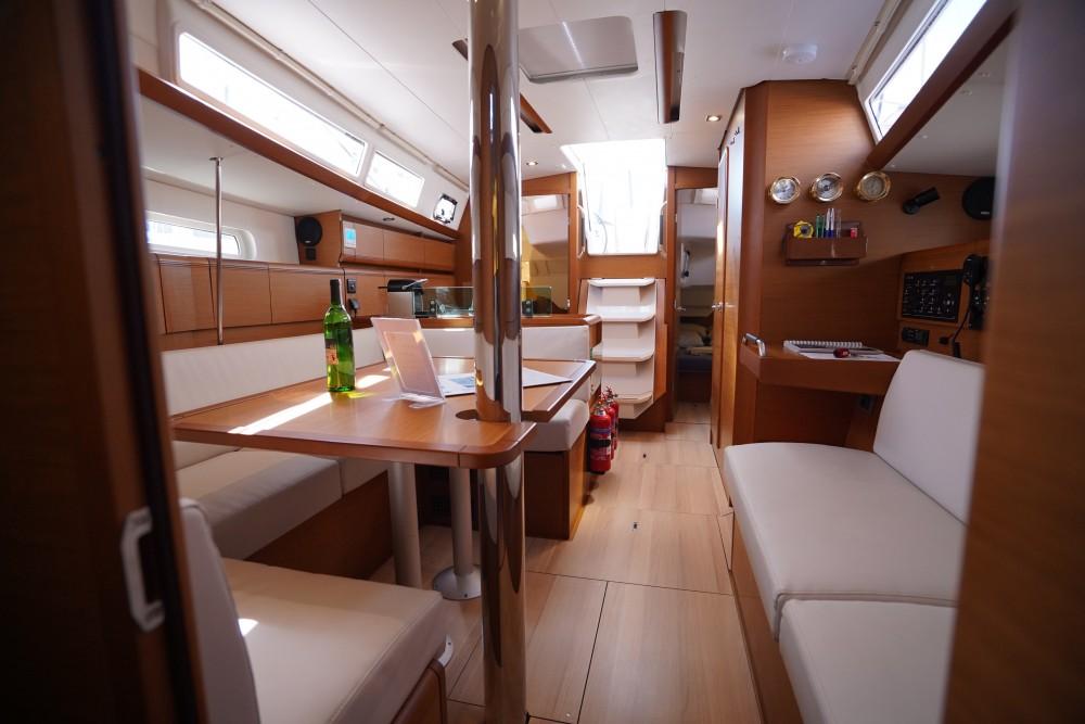 Rent a Jeanneau Sun Odyssey 389 Marmaris