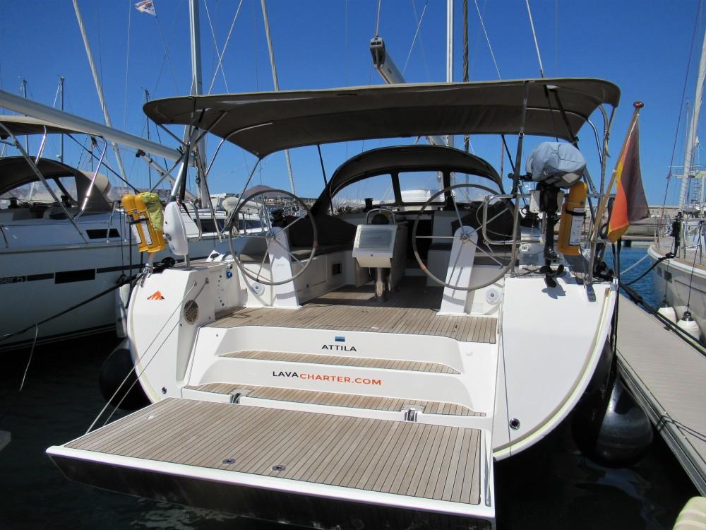 Bavaria Bavaria Cruiser 51 between personal and professional Marina Lanzarote