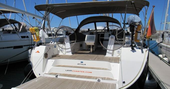 Boat rental Bavaria Cruiser 51 in Lanzarote on Samboat