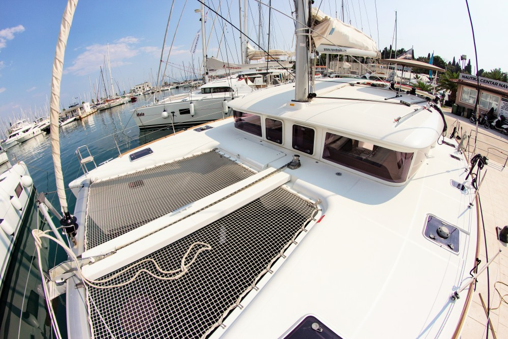 Hire Catamaran with or without skipper Lagoon Split