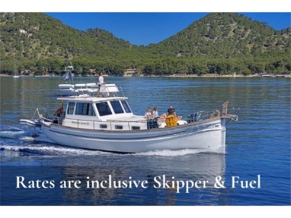 Hire Motorboat with or without skipper Astilleros Port de Pollença