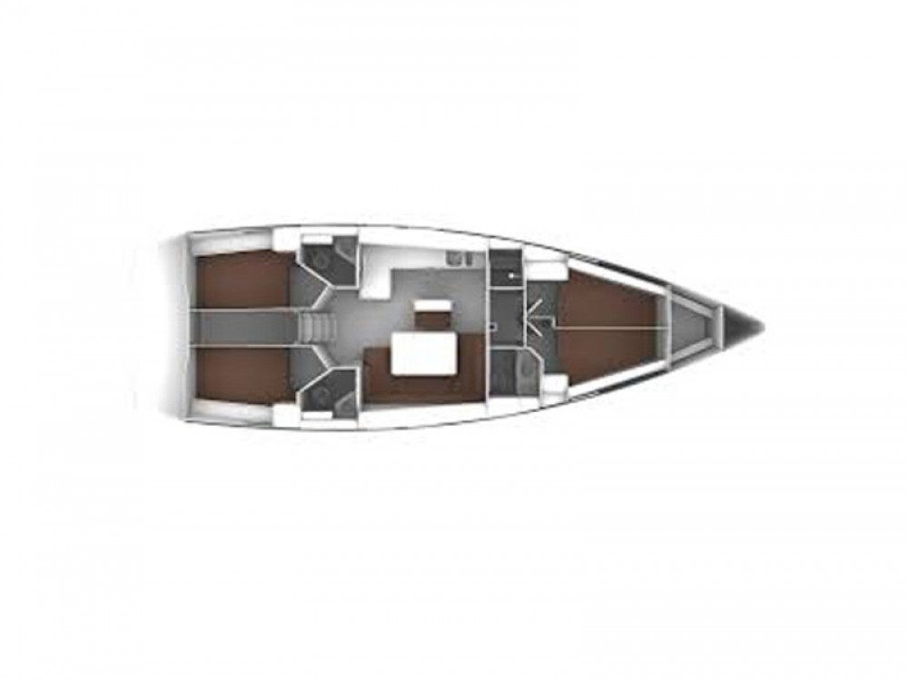 Bavaria Bavaria Cruiser 46 between personal and professional Golfo Aranci
