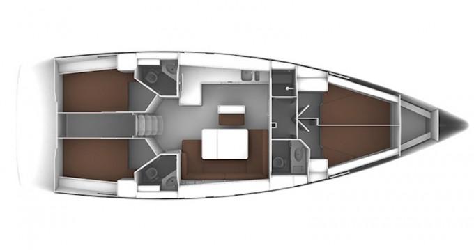 Boat rental Bavaria Cruiser 46 in Cagliari on Samboat