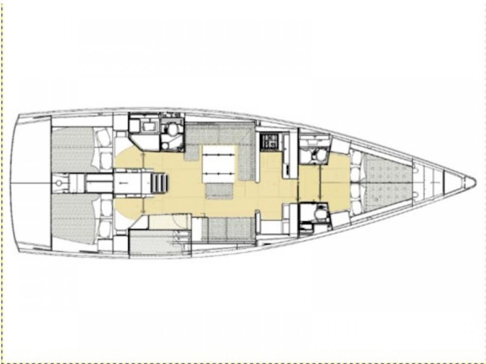 Boat rental Dufour Dufour 512 Grand Large in Cagliari on Samboat