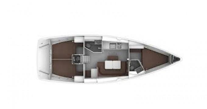 Boat rental Bavaria Cruiser 41 in Cannigione on Samboat