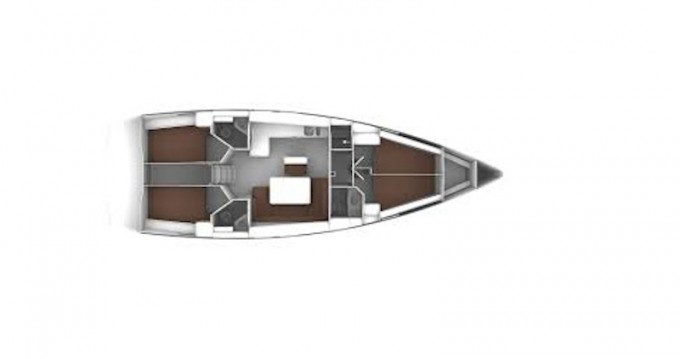 Rent a Bavaria Cruiser 46 Golfo Aranci
