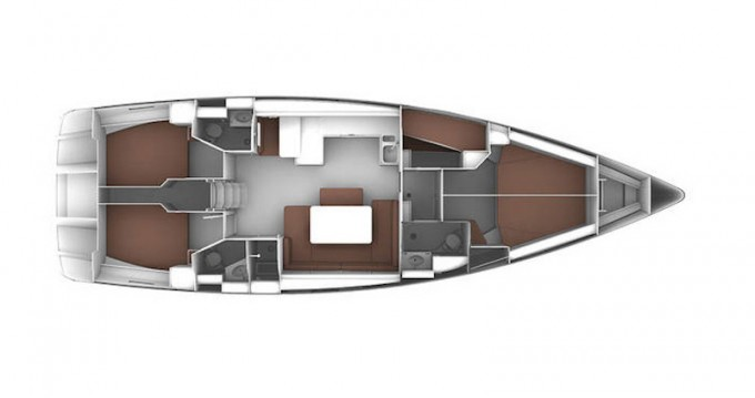 Rental yacht Cagliari - Bavaria Cruiser 51 on SamBoat