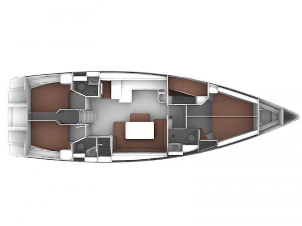 Boat rental Cagliari cheap Bavaria Cruiser 51