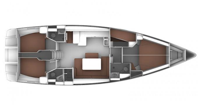 Bavaria Cruiser 51 between personal and professional Alghero