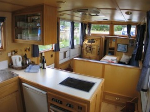 Rental Motorboat in Tannay -  EuroClassic 135