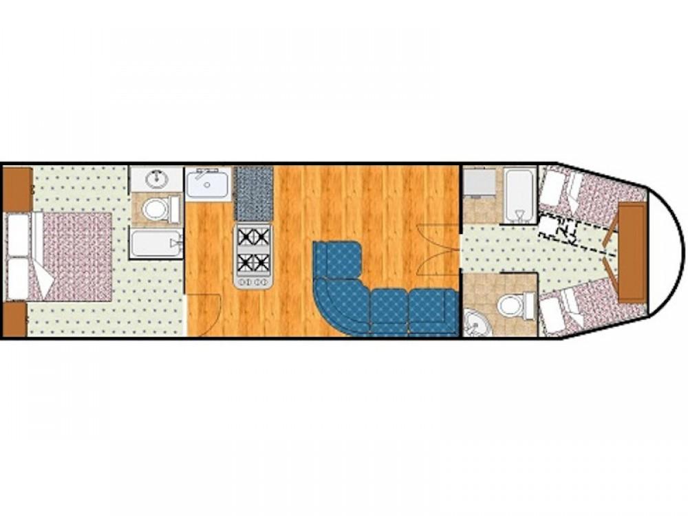 Rental Motor boat in Vermenton -  EuroClassic 135