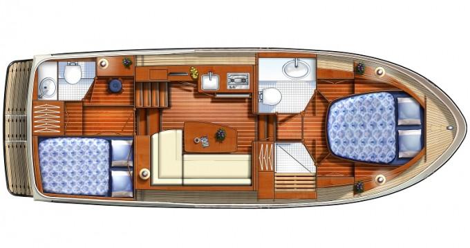 Rental yacht Capestang - Linssen Linssen 30.9AC on SamBoat