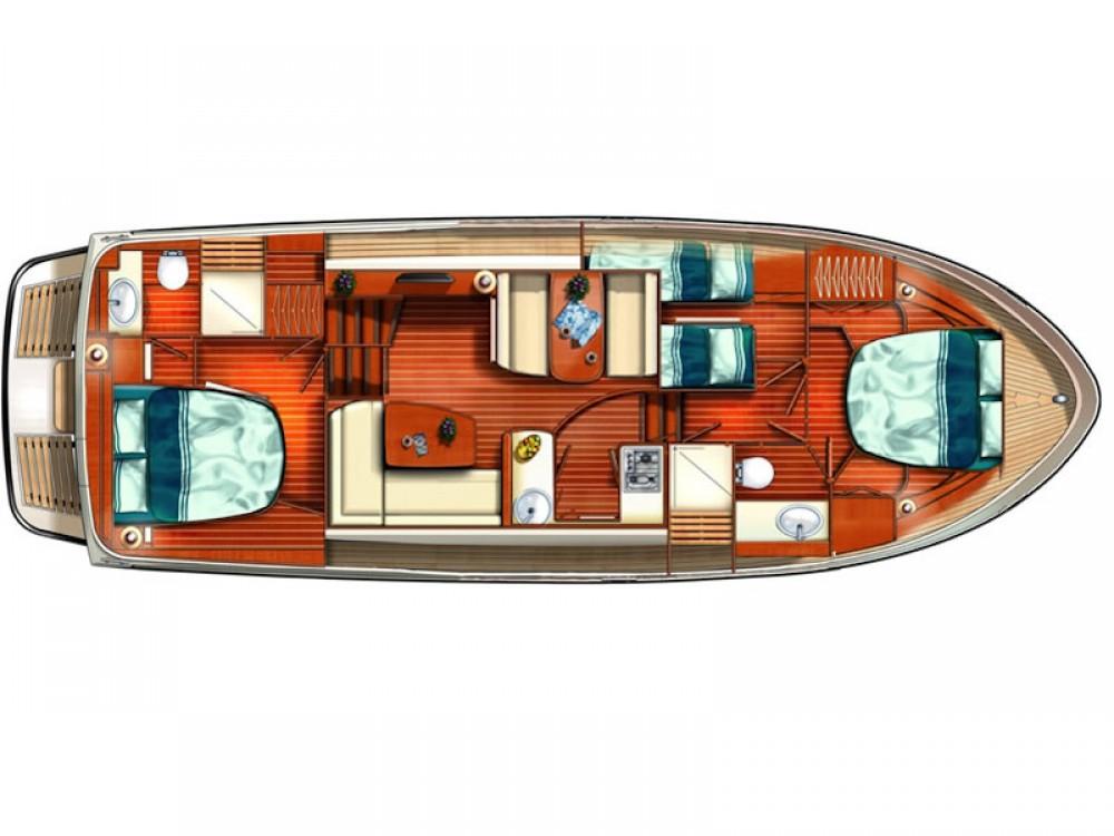 Boat rental Auxerre cheap Linssen Grand Sturdy 40.9 AC