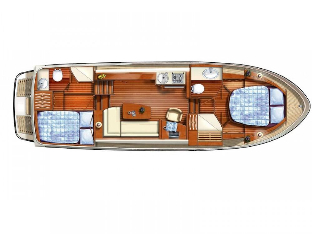 Rental Motor boat in Tonnerre - Linssen Linssen 34.9AC