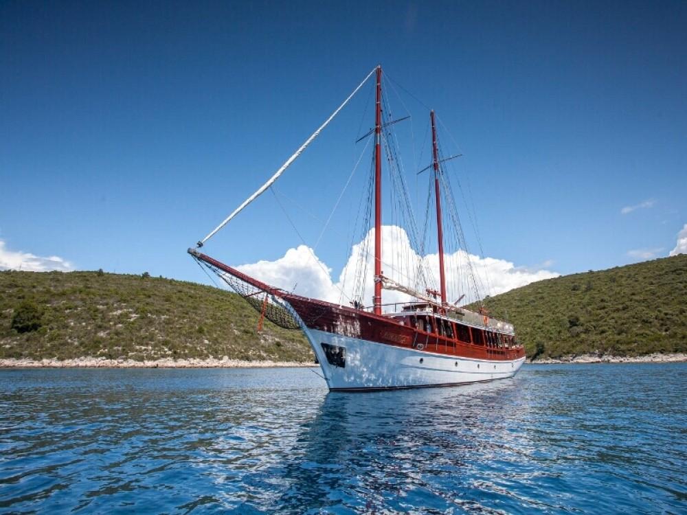 Boat rental Stobreč cheap Gulet 18-9