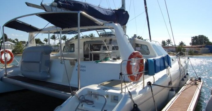 Hire Catamaran with or without skipper Voyage Palma de Mallorca
