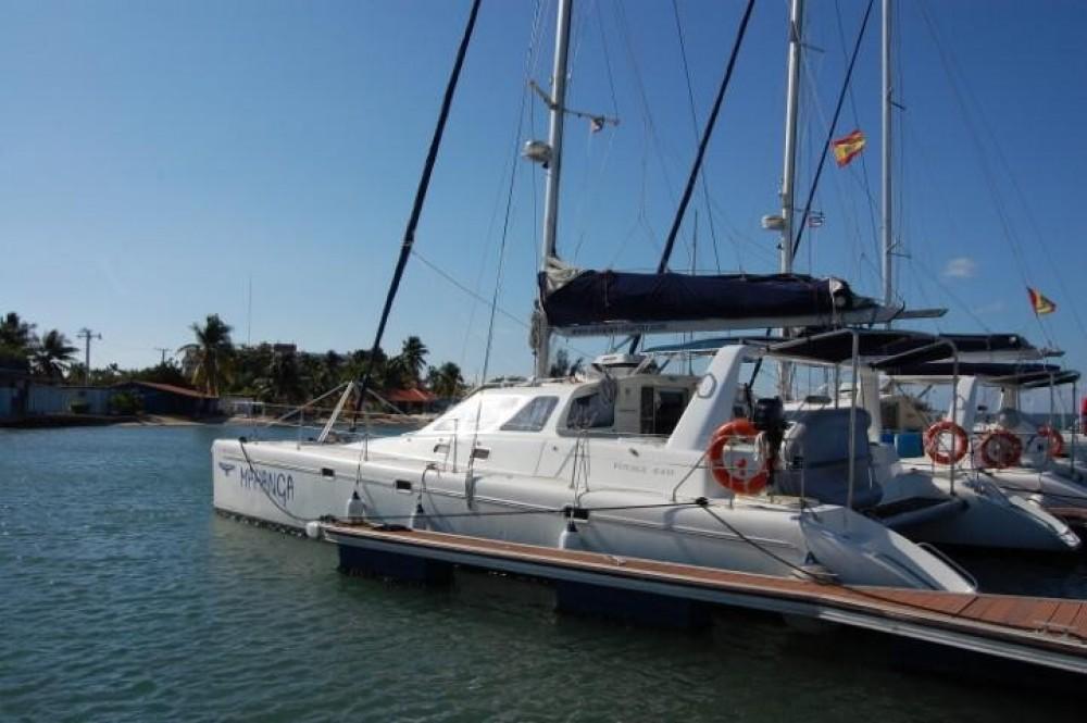 Boat rental Voyage yachts Voyage 440 in Palma on Samboat