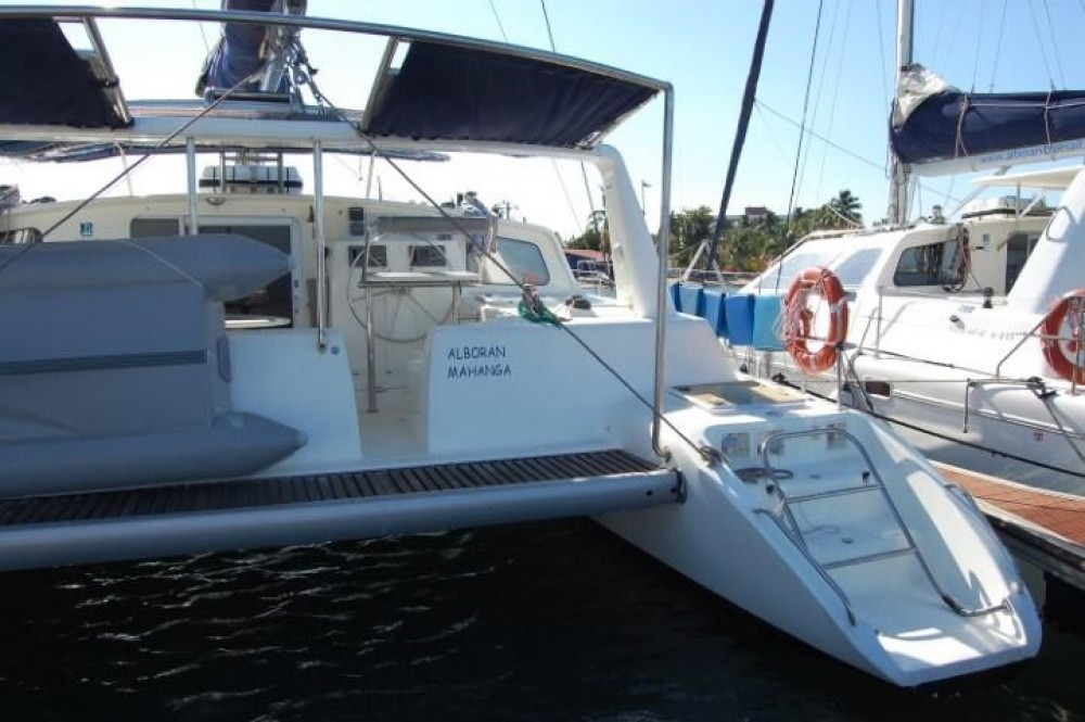 Voyage yachts Voyage 440 between personal and professional Cienfuegos