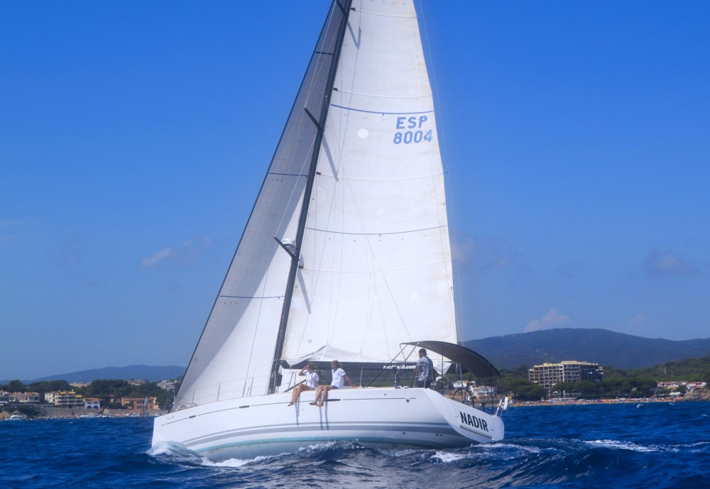 Boat rental Palamós cheap First 50 S