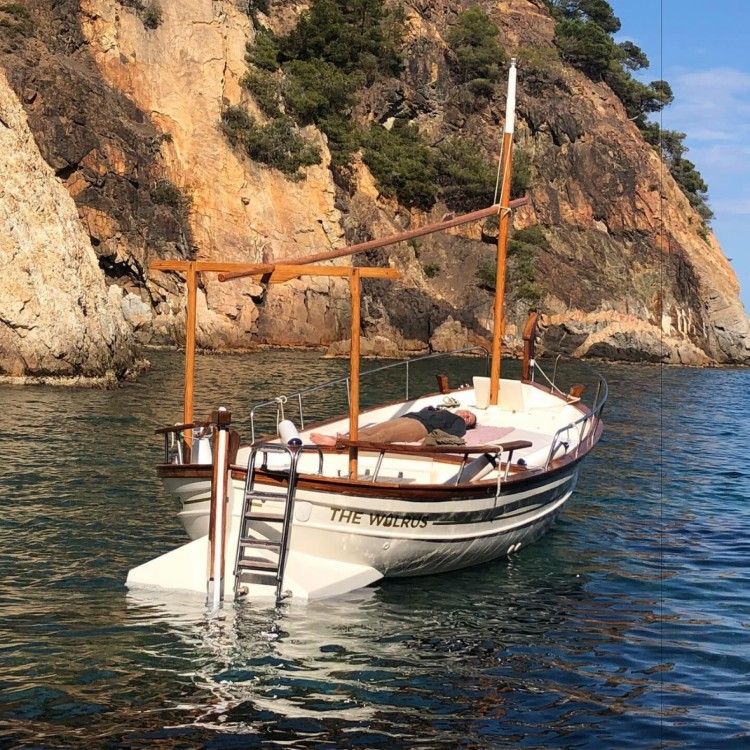 Rental Motor boat Menorquin-Yachts with a permit