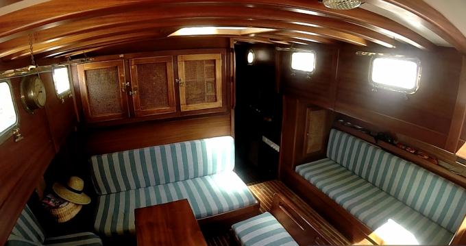 Sailboat for rent La Manga del Mar Menor at the best price