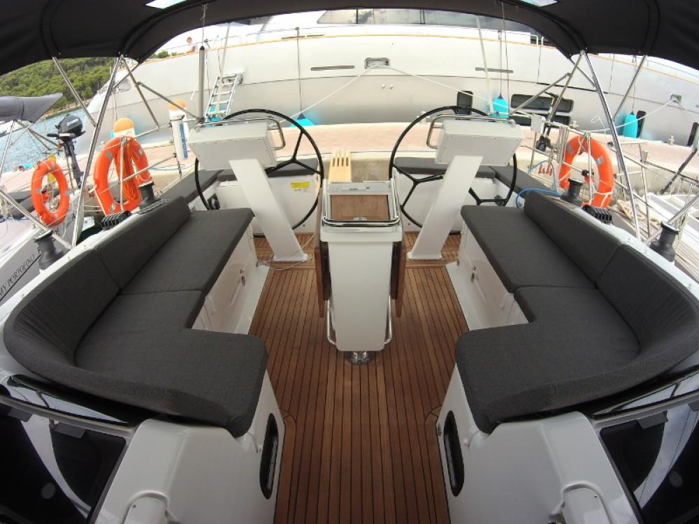 Rental yacht Rogoznica - Hanse Hanse 455 on SamBoat