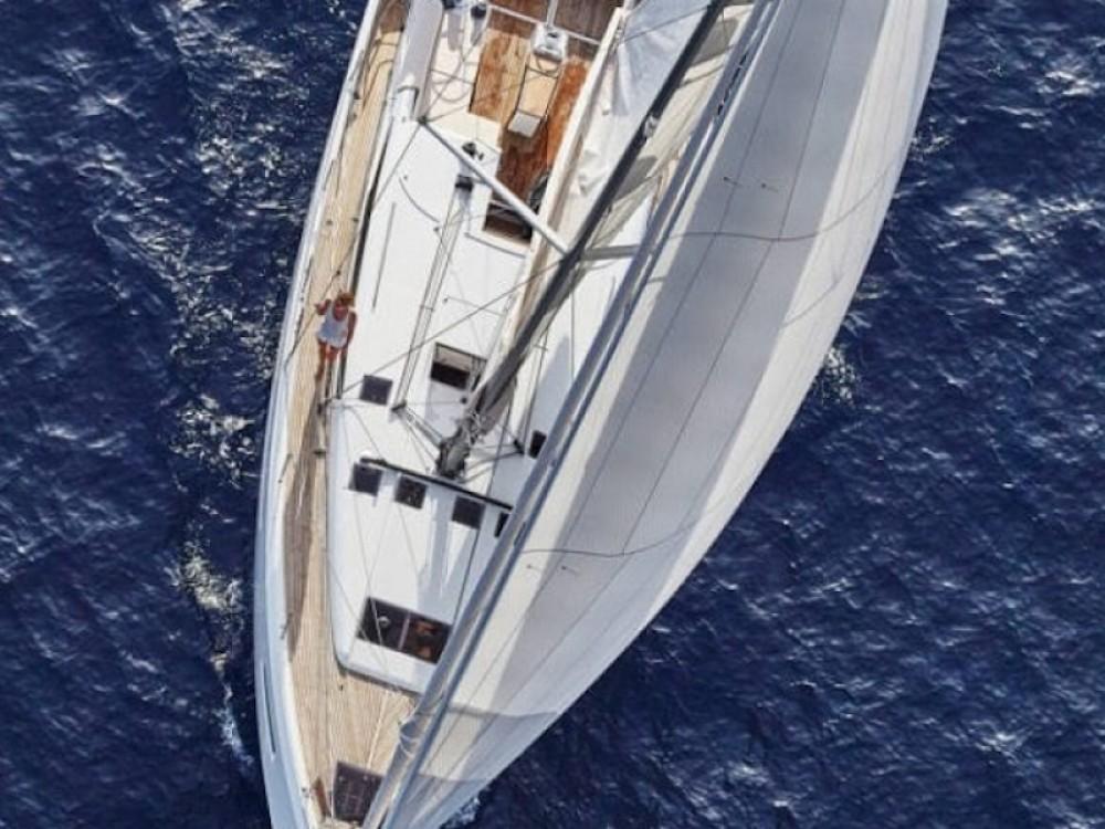 Boat rental Βόλος cheap Sun Odyssey 490