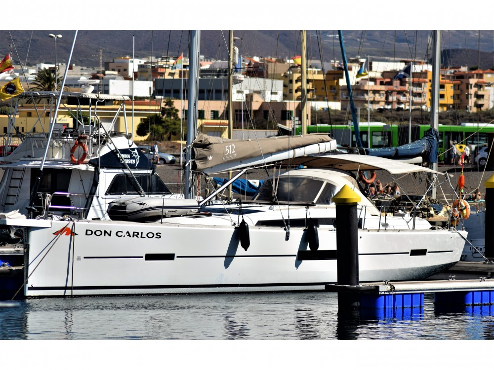 Hire Sailboat with or without skipper Dufour Arrecife